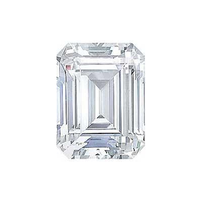 0.71CT. EMERALD CUT DIAMOND F VVS1