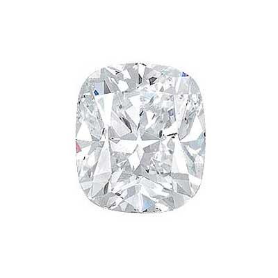 0.7CT. CUSHION CUT DIAMOND F SI1