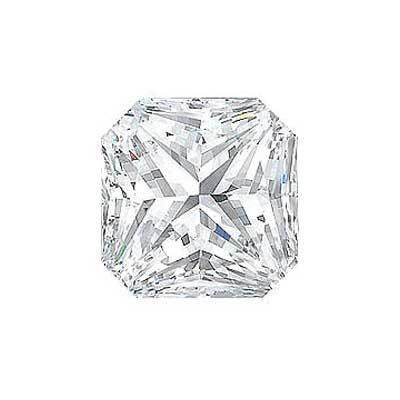 0.7CT. RADIANT CUT DIAMOND F VS1