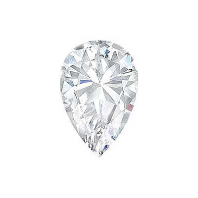 0.84CT. PEAR CUT DIAMOND I SI2