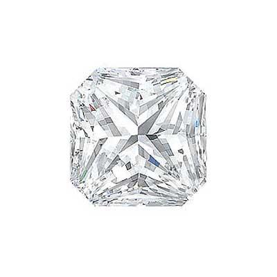 1.06CT. RADIANT CUT DIAMOND E SI2