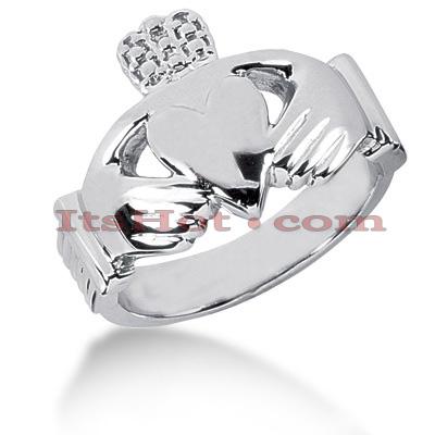 14K Gold Men's Wedding Ring