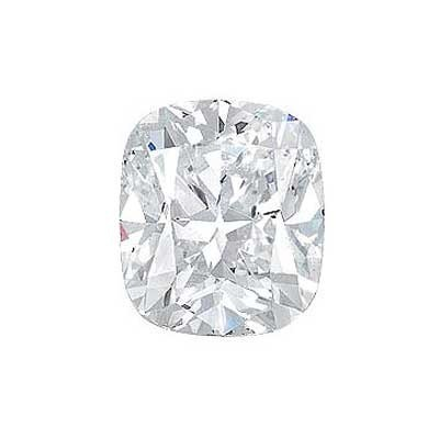 1.51CT. CUSHION CUT DIAMOND H VS2