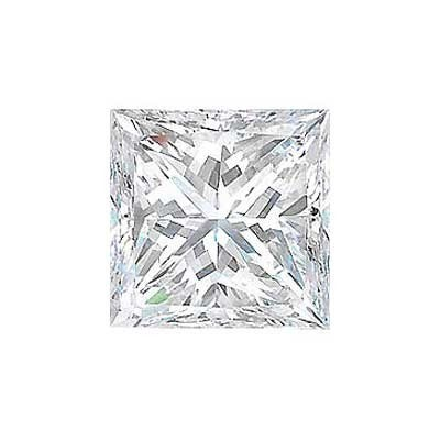 1.57CT. PRINCESS CUT DIAMOND I VVS2