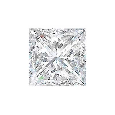 1.71CT. PRINCESS CUT DIAMOND H VS1