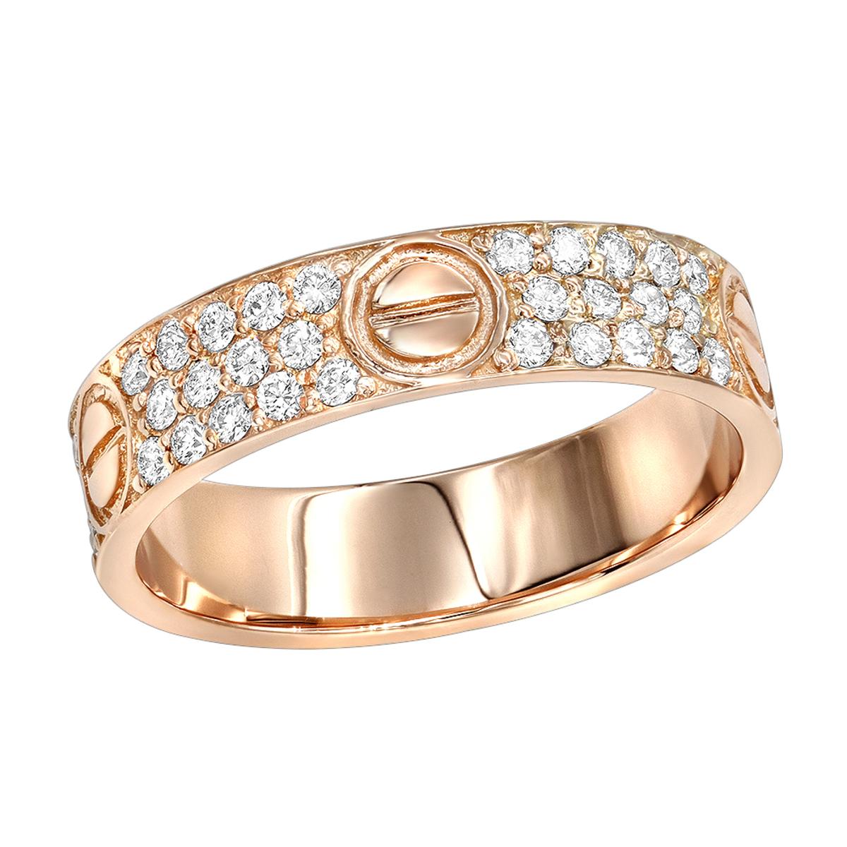 18k gold unique cartier style diamond wedding band for women 1 carat 18k gold unique cartier style diamond wedding band for women 1 carat gvs junglespirit Gallery