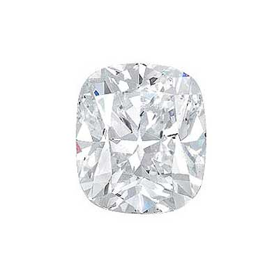 2.01CT. CUSHION CUT DIAMOND I VS1