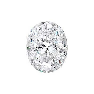 2.34CT. OVAL CUT DIAMOND E SI2