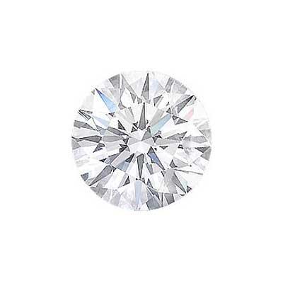 2.83CT. ROUND CUT DIAMOND J VS2