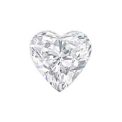 2CT. HEART CUT DIAMOND G SI2