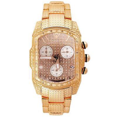 Aqua Master Mens Watches Diamond Bubble Watch