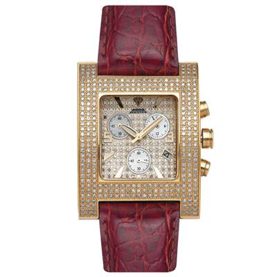 Aqua Master Watches Designer Diamond Ladies Watch 2.75
