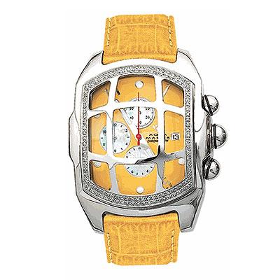Aqua Master Watches Mens Diamond Bubble Watch 1.50ct