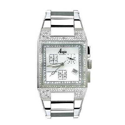 Aqua Master Watches Mens Diamond Watch AquaMaster 1.50