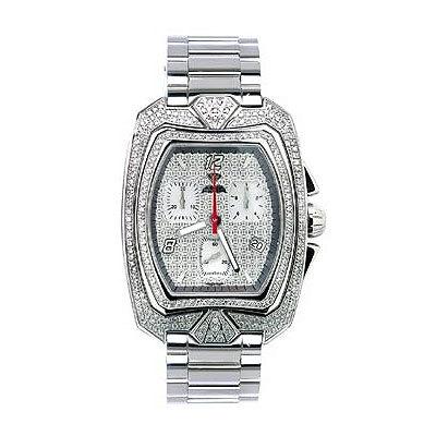 Aqua Master Watches Mens Diamond Watch AquaMaster 2.50