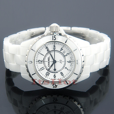 Authentic Chanel J12 Quartz Ladies Watch