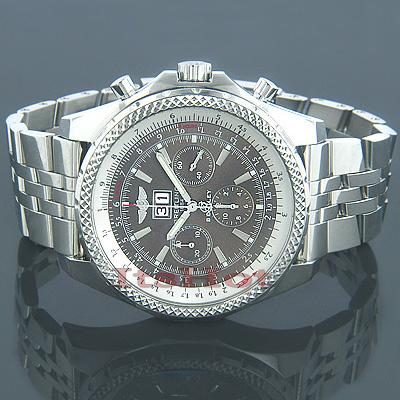 Breitling Bentley Motors Steel Men's Watch
