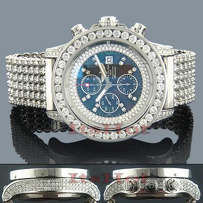 Breitling Watches Breitling Super Avenger Diamond Watch for Men