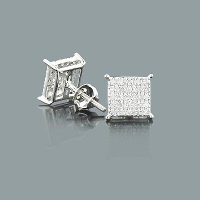 Buy Diamond Earrings for Less 0.17ct 10K Gold Studs