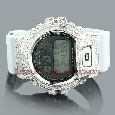Casio G-Shock Watch with Crystals