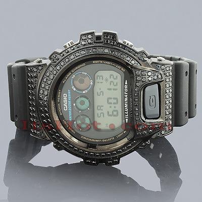 Casio Watches: Black CZ G-Shock Watch DW6900