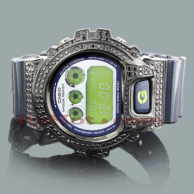 Casio Watches: G-Shock CZ Crystal Watch DW6900