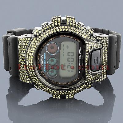 Casio Watches G-Shock Yellow Diamond Simulation DW6900