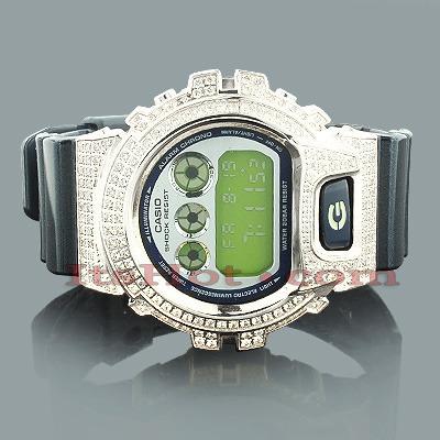 Casio Watches: GShock Watch with Crystals