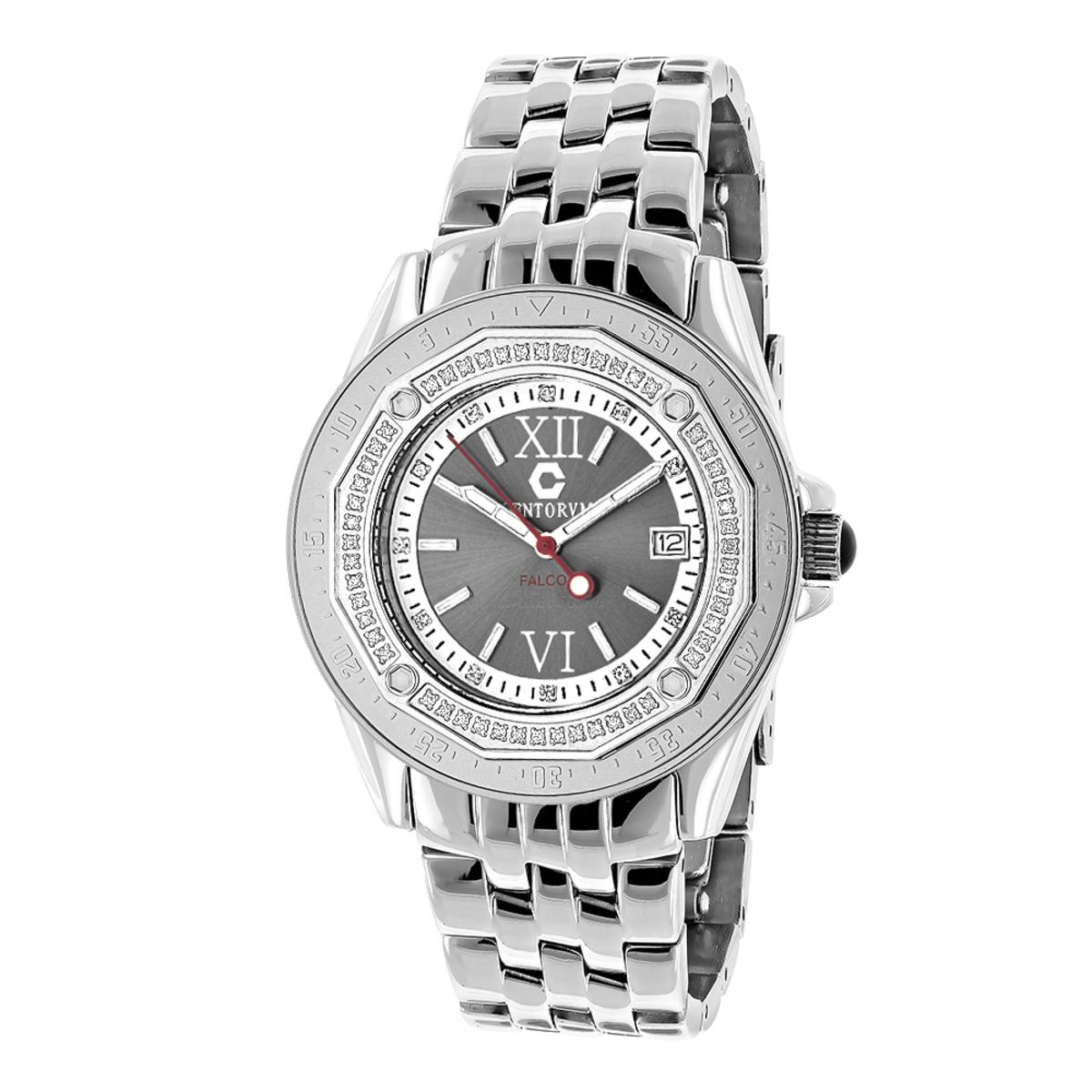 Centorum Diamond Watch: Midsize Falcon 0.5ct