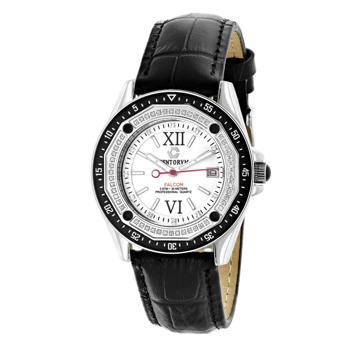 Centorvm Falcon Diamond Watch 0.50ct