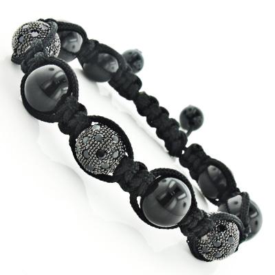 Cheap Disco Ball Bracelet Style Jewelry Piece