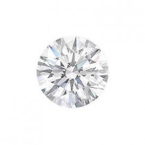 0.90CT Round Cut Diamond G SI2 EGL Certified