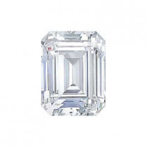 2.07CT. EMERALD CUT DIAMOND I SI1