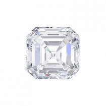 3.05CT. ASSCHER CUT DIAMOND I VS1