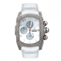 Aqua Master Diamond Watches Mens Bubble Watch 3.50ct