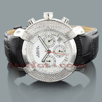 Aqua Master Mens Diamond Watch 0.20ct