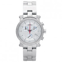 Aqua Master Watches Ladies Diamond Watch 1.75ct White