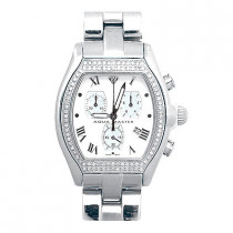 Aqua Master Watches Mens Diamond Watch AquaMaster 1.25