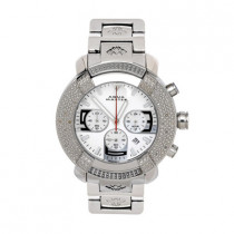 Aqua Master Watches Stainless Steel Mens Diamond Watch