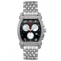 Aqua Master Watches Unisex Real Diamond Watch 2.50ct