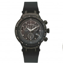 Black Diamond Watches: Joe Rodeo Master Diamond Watch 2.65ct