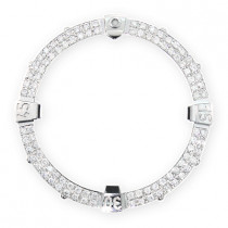 Breitling Super Avenger Custom Diamond Bezel 1.80ct