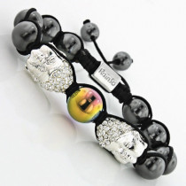 Buddha Jewelry: Beaded Ball Bracelet