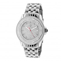 Centorum Watches: Diamond Watch 0.5ct Midsize Falcon