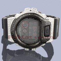 Custom G-Shock Watch CZ Crystals DW6900