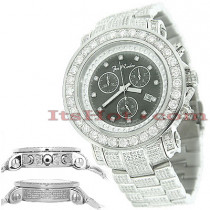 Diamond JoJo Joe Rodeo Iced Out Watch 20.5ct