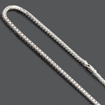 Franco Chain Necklace 3.5mm 30