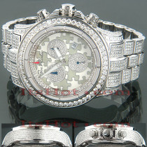 Iced Out Watches Joe Rodeo Master Piece Puzzle 24ct