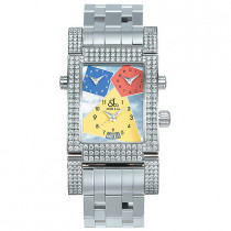 Jacob Co Capri Diamond Watch