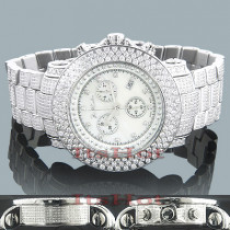 Joe Rodeo Diamond JoJo Watch 17.50ct Junior White
